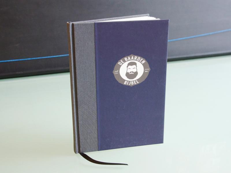 Halflinnen-band-boek