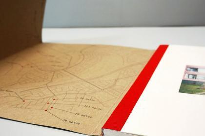 Japans-gevouwen-boek