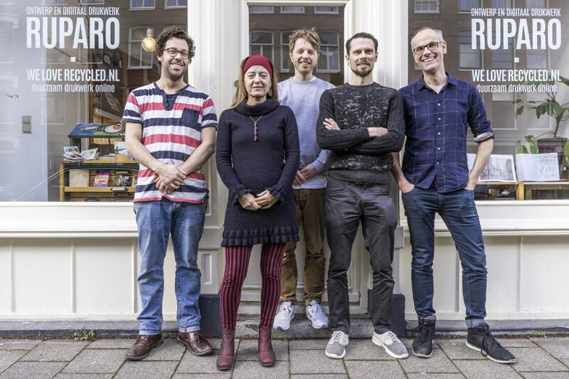 Het team van Maatwerkboeken.nl